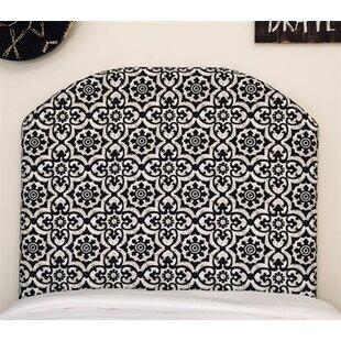 Zoomie Kids Horan Beveled Twin/Twin XL UpholsteredPanel Headboard