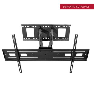 Full Motion Tilt Wall Mount for 37