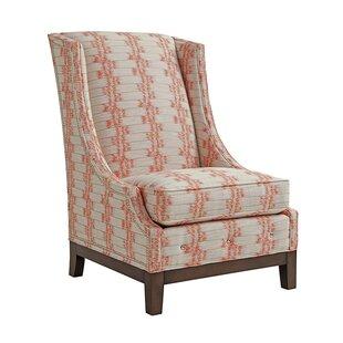 Ariana Ava Wingback Chair by Lexington