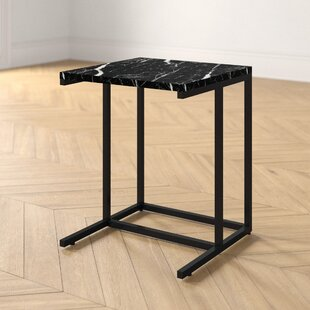 Derek Square End Table By Foundstone