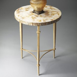 Pierce End Table by Rosecliff Heights