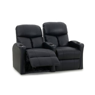 Latitude Run Home Theater Recliner (Row of 2 Chairs)