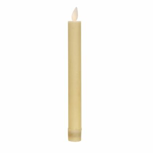 Flicker Taper Candle