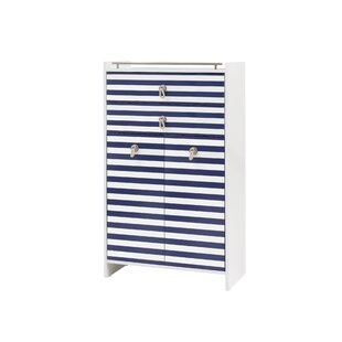 Isabell 65 X 114.3cm Free-Standing Cabinet By Longshore Tides