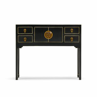 Classic Chinese Console Table By The Nine Schools