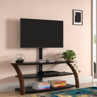 Comparison Halethorpe Malibu TV Stand for TVs up to 65 by Ebern Designs Reviews (2019) & Buyer's Guide