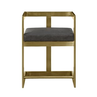 Mercer41 Lafon Console Table and Stool Set