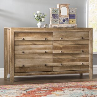 Riddleville 6 Drawer Double Dresser