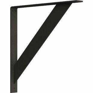Traditional 20 inch H x 2 inch W x 20 inch D Steel Bracket