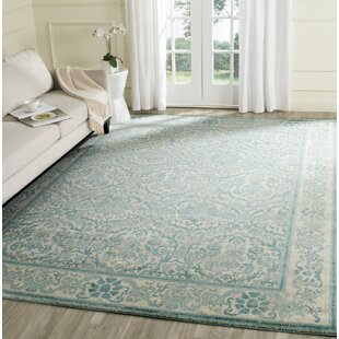 Montelimar Ivory Light Blue Area Rug