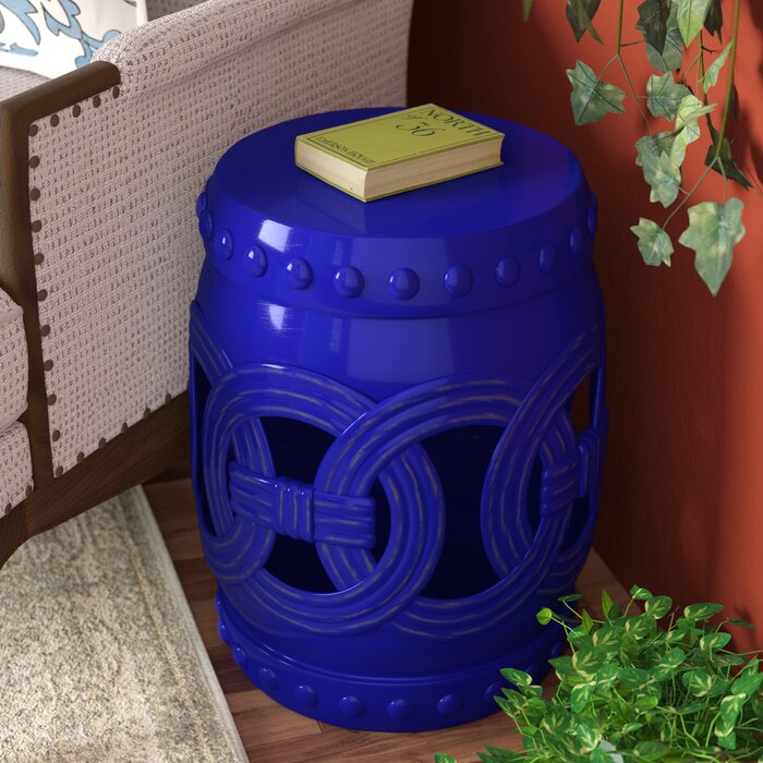 Groovy Kilpatrick Feng Shui Ceramic Garden Stool Caraccident5 Cool Chair Designs And Ideas Caraccident5Info