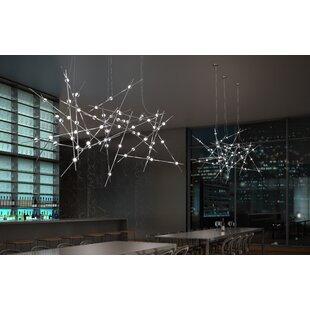 Sonneman Constellation 13-Light LED Novelty Chandelier