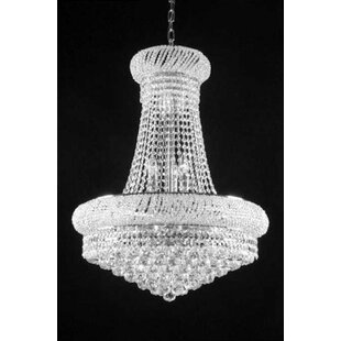 Montana 15-Light Empire Chandelier by House of Hampton
