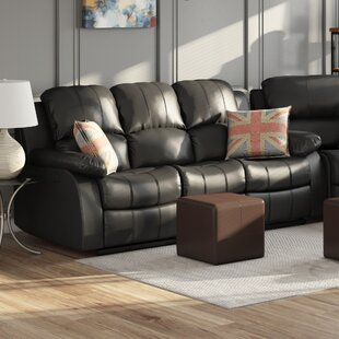 Latitude Run Iris Reclining Sofa