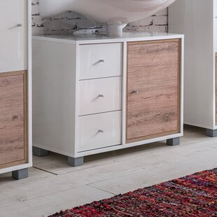Review Doggettbio 70cm Under Sink Storage Unit