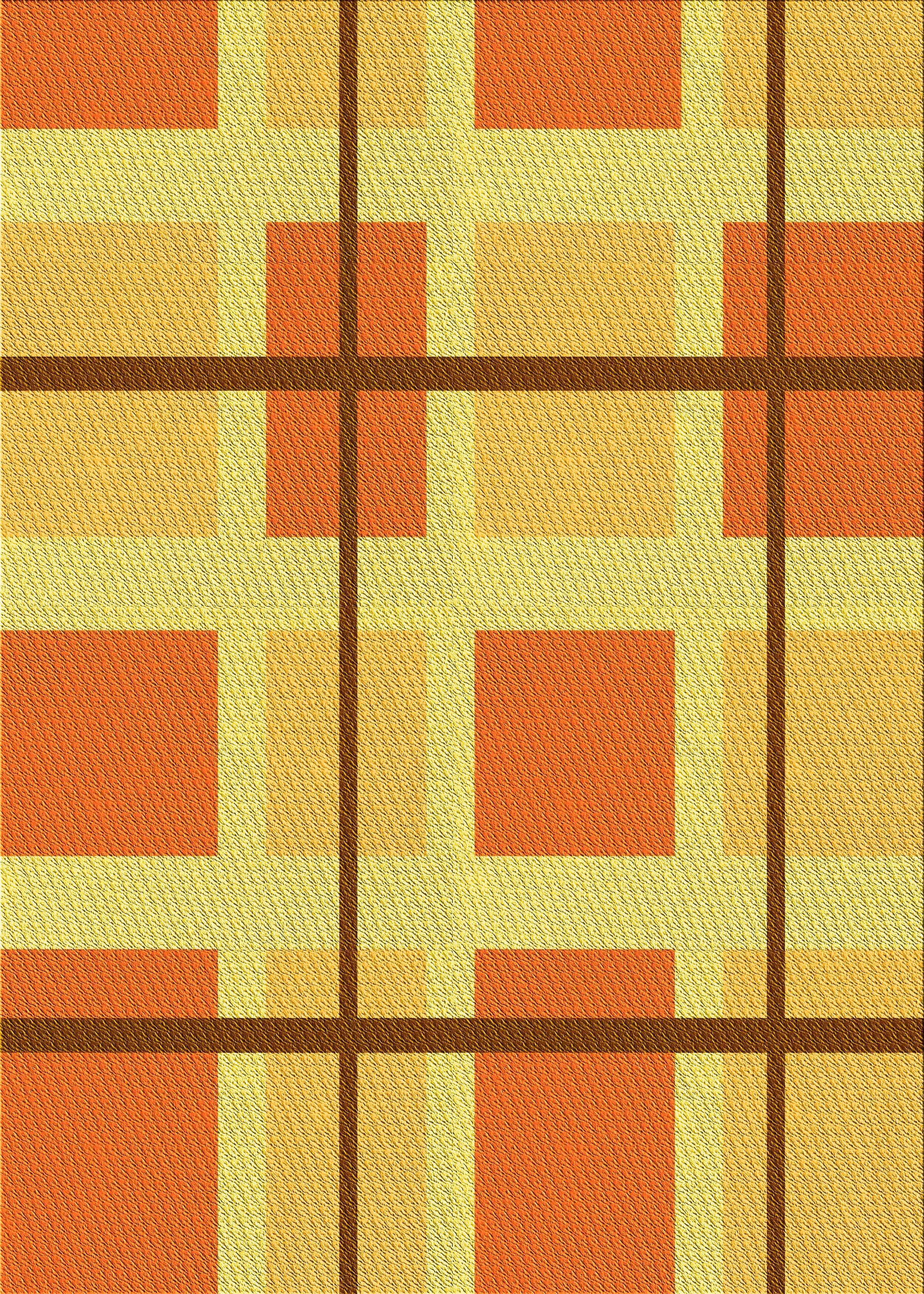 East Urban Home Armand Geometric Wool Yellow Area Rug Wayfair