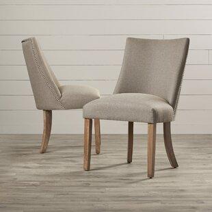Lark Manor Arda Parsons Chair (Set of 2)