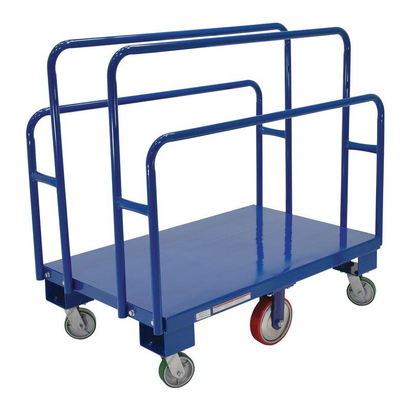 Vestil 2000 Lb Capacity Table Dolly Wayfair