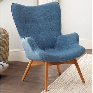 Canyon Vista Mid-Century Lounge Chair Langley Street