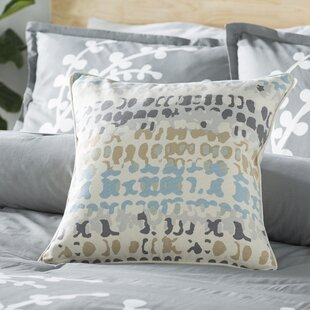 Bevins Square 100% Cotton Pillow Cover