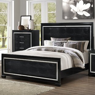 Soila Panel Bed by Everly Quinn