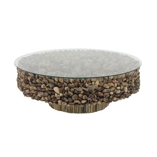 Inexpensive Alston Natural Drift Coffee Table By Foundry Select