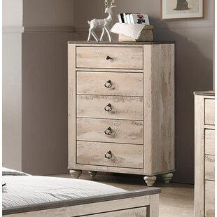 Pliner 5 Drawer Chest by Greyleigh