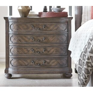 Aadi 3 Drawer Bachelor Chest by Darby Home Co