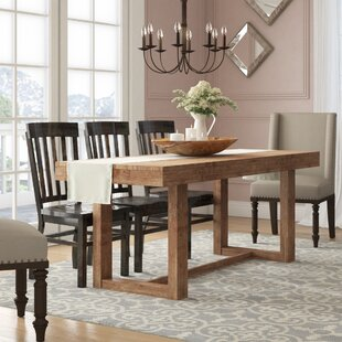 Hollingshead Dining Table by Laurel Foundry Modern Farmhouse Best