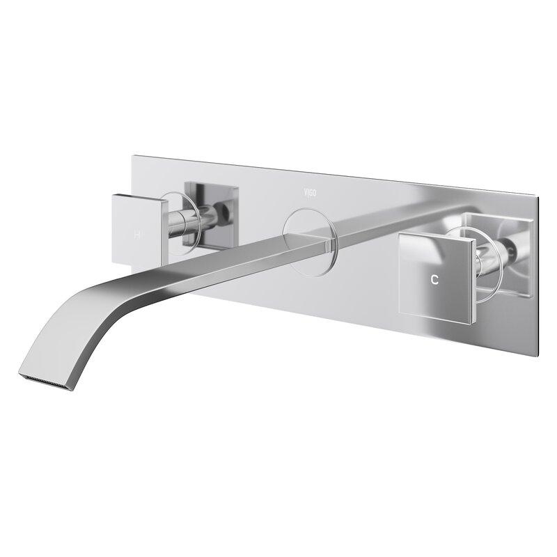 Titus Wall Mount Bathroom Faucet