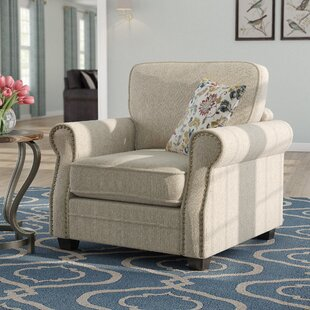 Compare Alcalde Armchair by Darby Home Co Reviews (2019) & Buyer's Guide