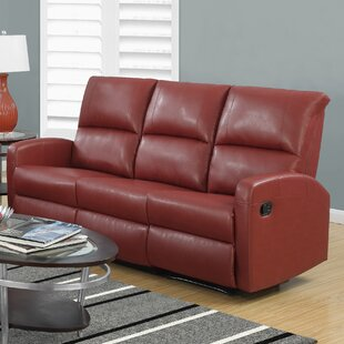 Best Reviews Fiala Reclining Sofa by Ebern Designs Reviews (2019) & Buyer's Guide