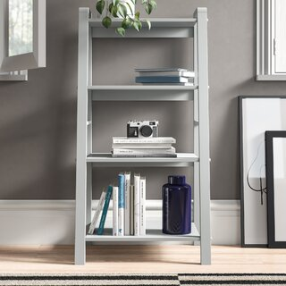 West Brookfield Ladder Bookcase by Zipcode Design SKU:DD547127 Description