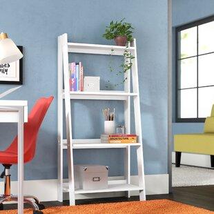 Casler Ladder Bookcase Ebern Designs