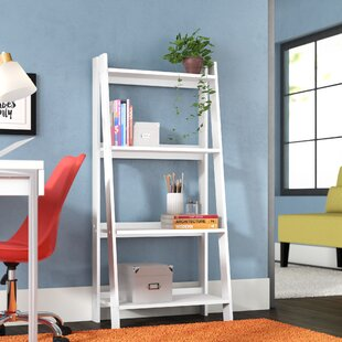 Inexpensive Kaiden Ladder Bookcase by Turn on the Brights