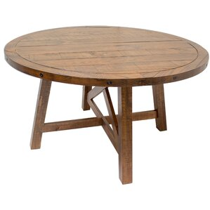 brunswick solid wood dining table
