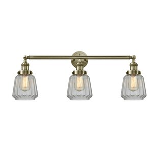 Latitude Run Vinson 3-Light Vanity Light