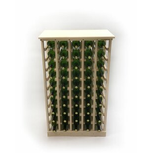 50 Bottle Floor Wine Bottle Rack by Winer..