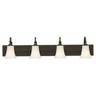 Alcott Hill Pompton 4-Light Vanity Light