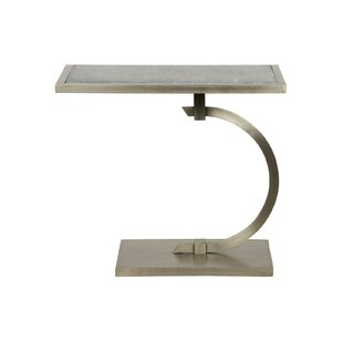 Downtown End Table by Noir Best Choices