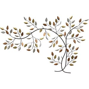metal tree branch wall dcor