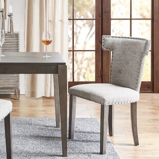 Ashling Upholstered Dining Chair (Set of 2)