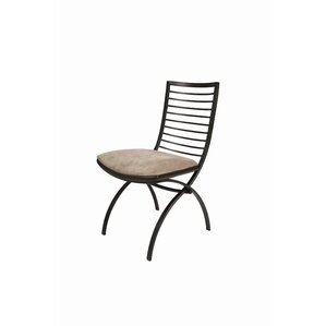 Westbrook Point Side Chair in Bella Cocoa by Red Barrel Studio