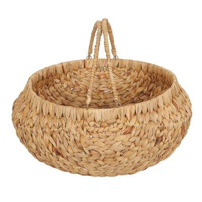 Decorative Round Wicker Basket Joss Main