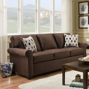 Reviews Simmons Upholstery Chess Modern Sofa by Winston Porter Reviews (2019) & Buyer's Guide
