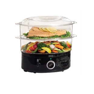 7.5 Qt Food Steamer