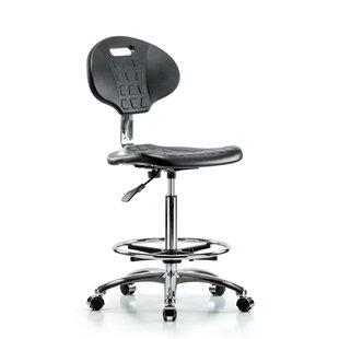 Galilea Drafting Chair by Symple Stuff 2019 Sale
