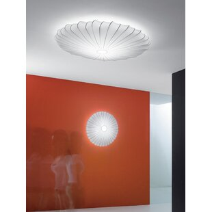 Bui Flush Mount by Orren E..