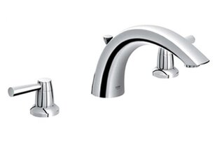 Grohe Arden Double Handle Roman Tub Fille..