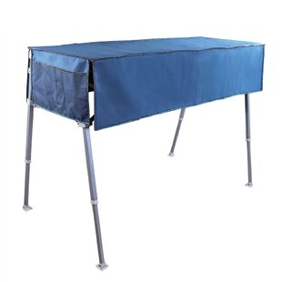 Haylie Plastic/Resin Camping Table by Freeport Park